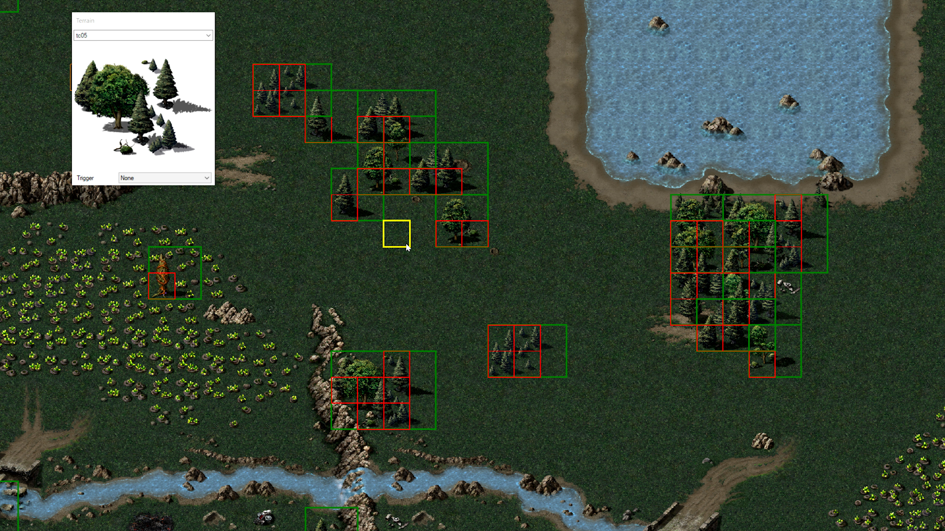 Command & Conquer Remastered Collection Map Editor