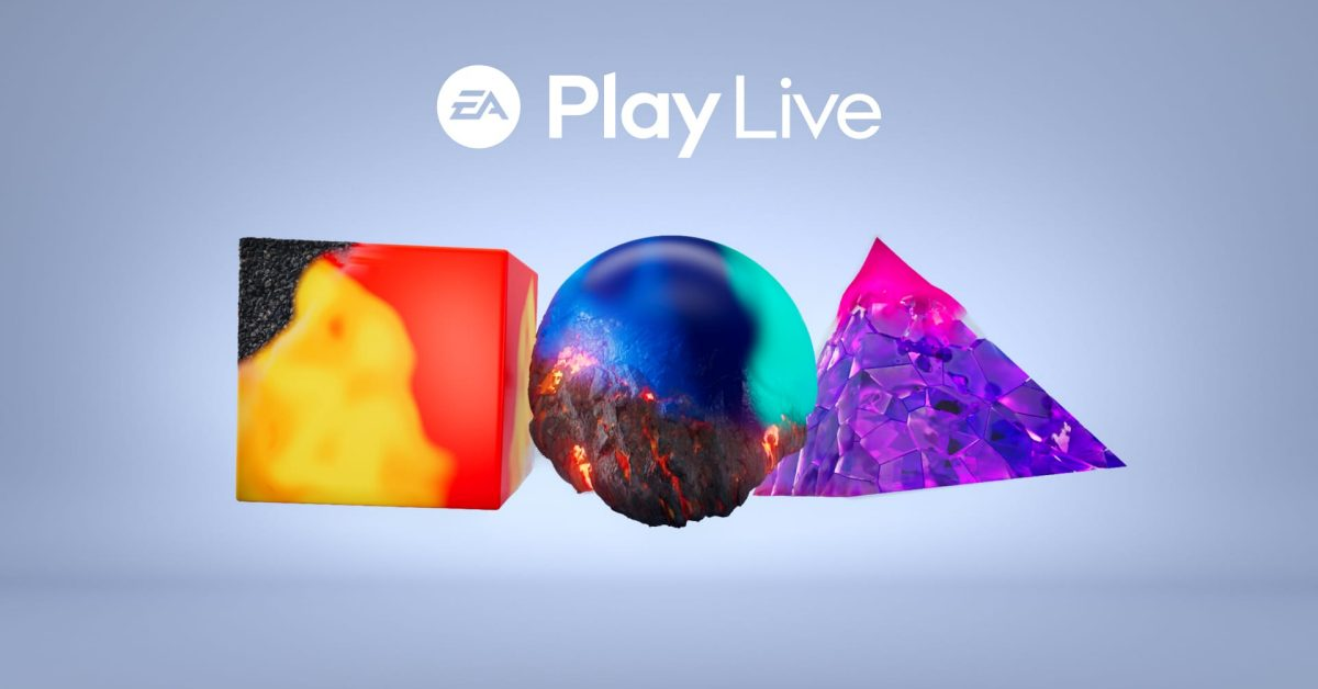 EA Play Live - Join us for a World of Play - Official EA Site
