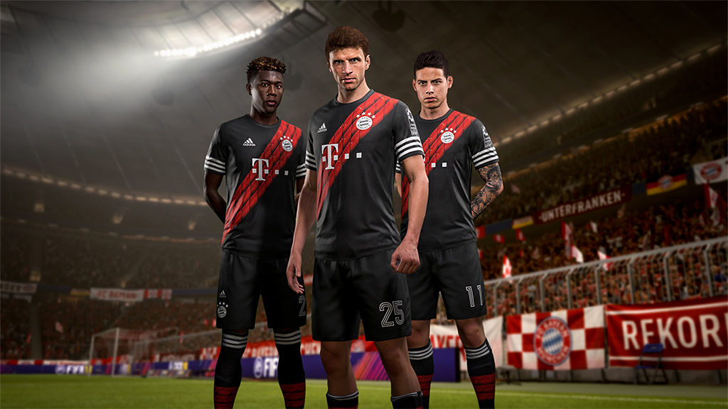 FIFA 18 EA SPORTS x adidas Digital 4th Kits – Official Site