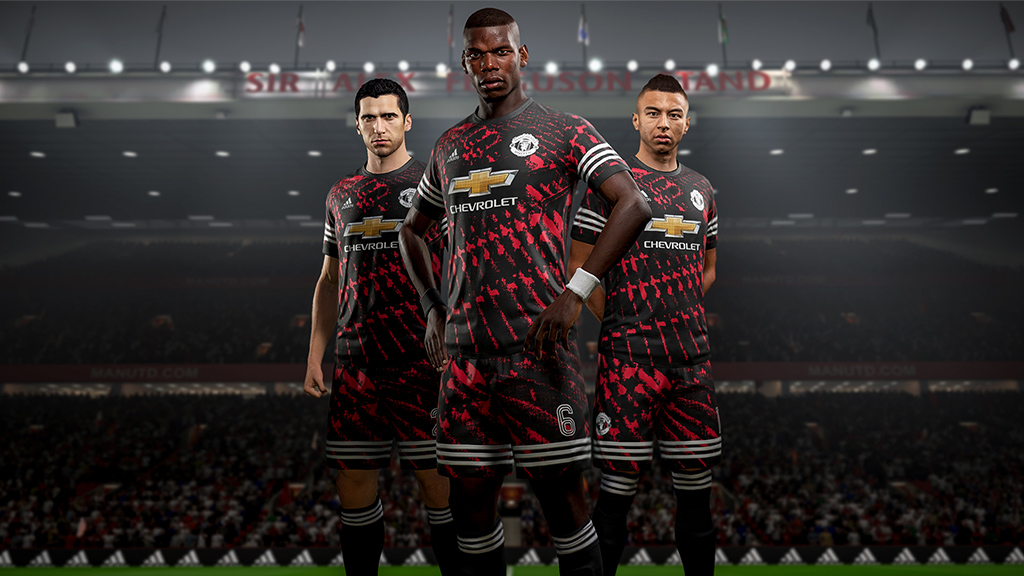 e7358ff04 FIFA 18 EA SPORTS x adidas Digital 4th Kits – Official Site
