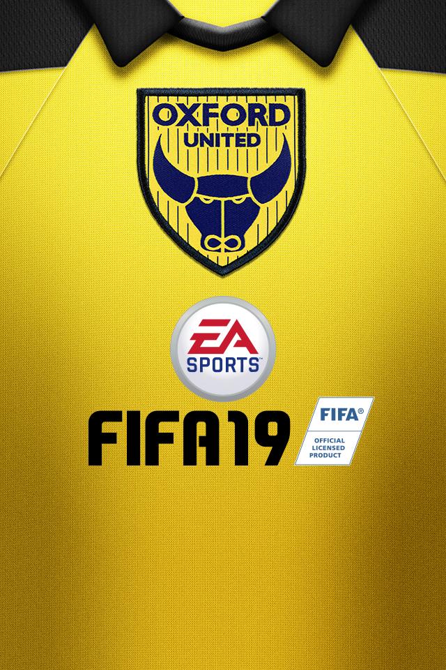 Oxford united fc logo — 1