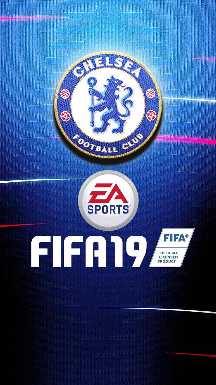 Pack Club EA FIFA Chelsea SPORTS 19 - - F.C.