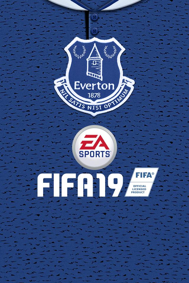 13200f3f FIFA 19 - Everton F.C. Club Pack - EA SPORTS