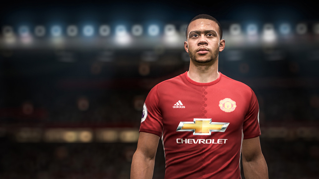 d9c5d0175 Manchester United - FIFA 17 - EA SPORTS Official Video Game Partner