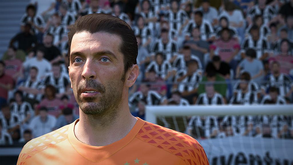 Buffon Screenshot FIFA 17