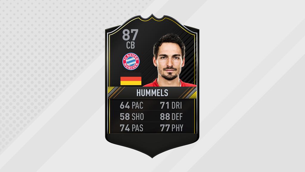 hummels fifa 17
