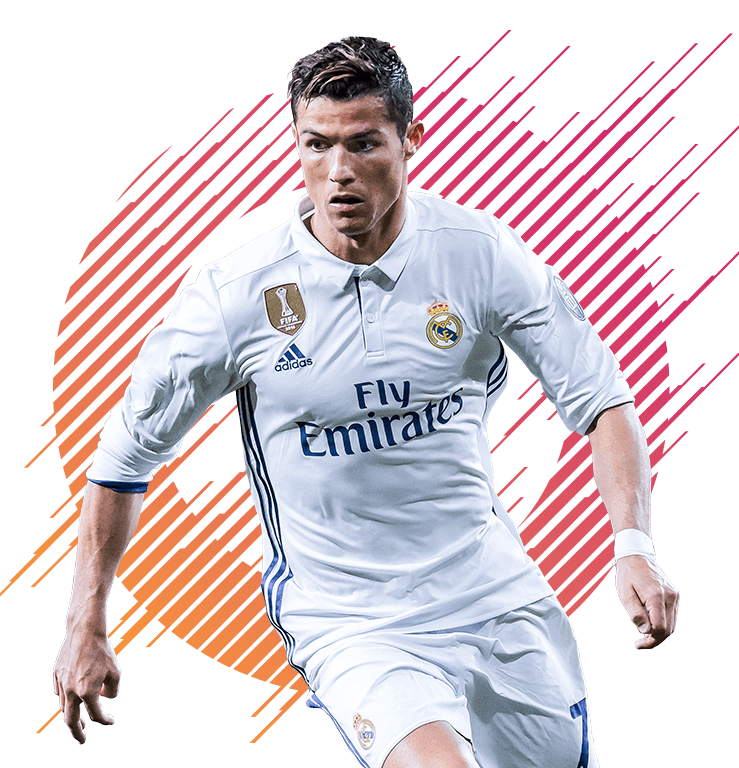 cristiano ronaldo fifa 18 cover star ea sports. Black Bedroom Furniture Sets. Home Design Ideas