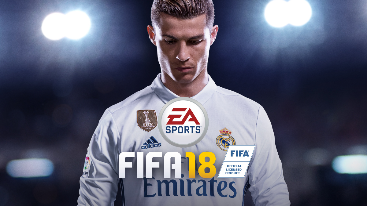 Cristiano Ronaldo Fifa 18 Cover Star Ea Sports Official Site
