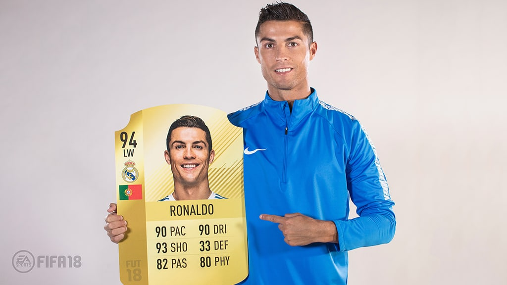 The Number One Player In Fifa