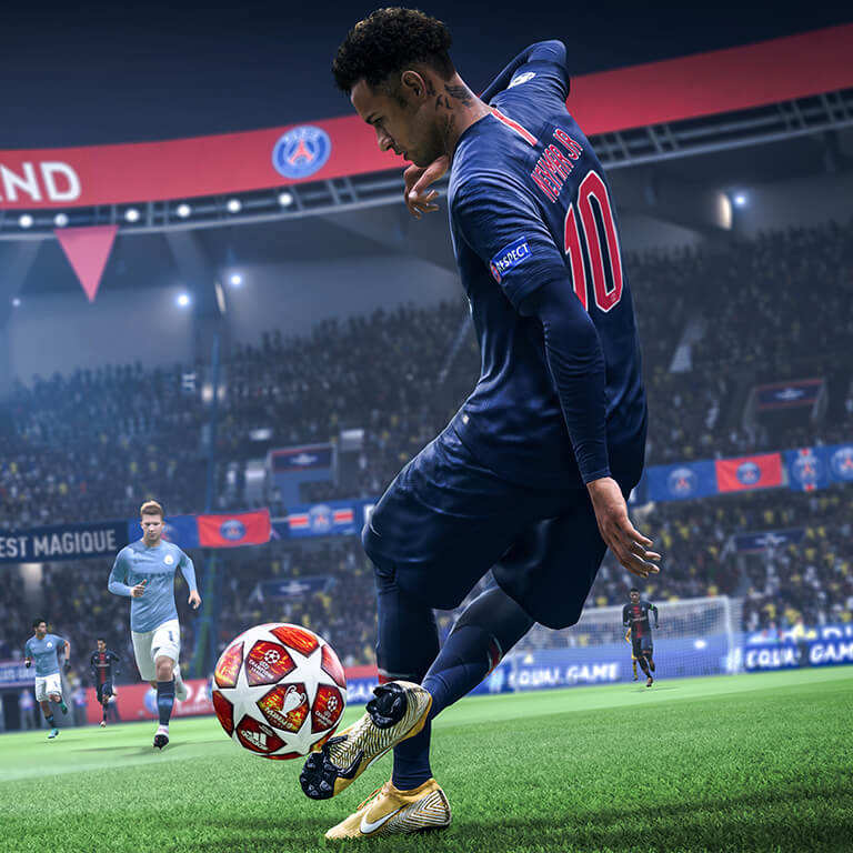 367896fef882c9 FIFA 19 Champions League Features - EA SPORTS Official Site