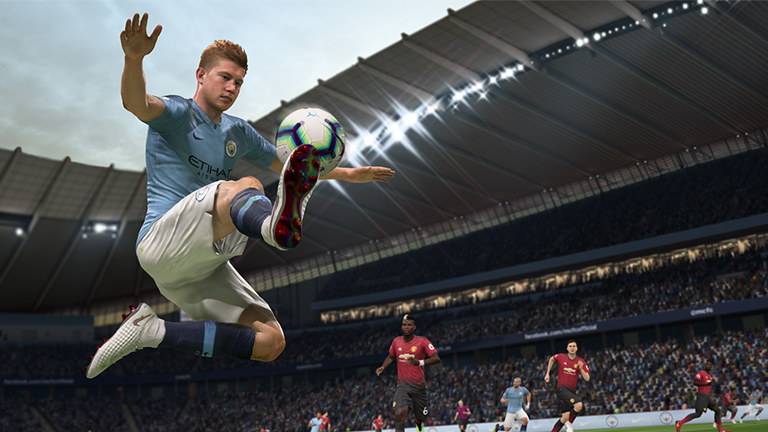 Fifa 19 New Gameplay Features Ea Sports Official Site