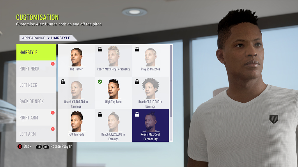 the journey of alex Ea sports have announced the journey 2 will feature in fifa 18, and one scene from the new game suggests alex hunter might find romance this season.