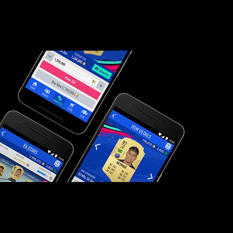 fifa companion app