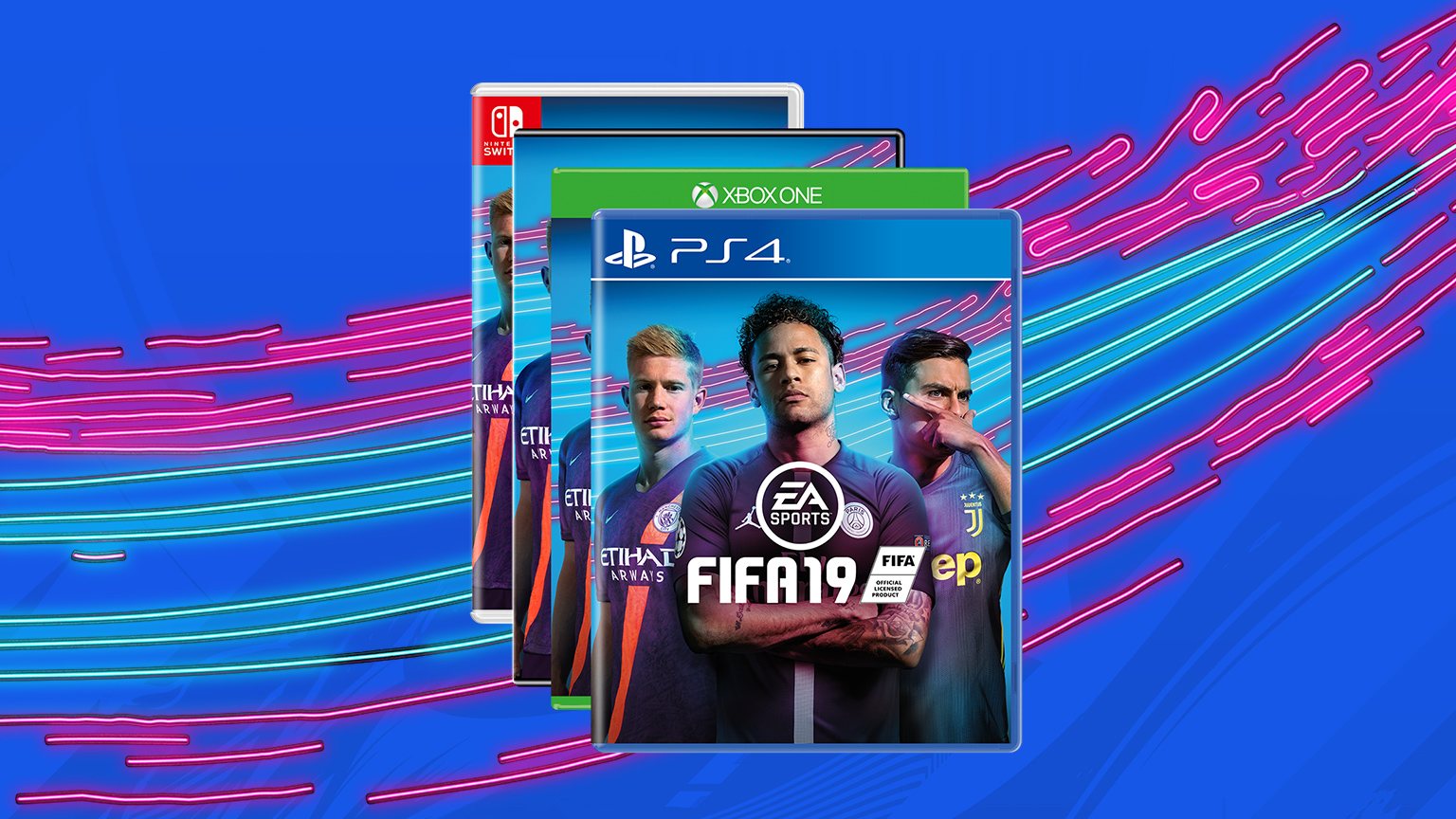 Buy Fifa 19 Soccer Video Game Ea Sports Official Site 18 Reg 3 Standard Edition