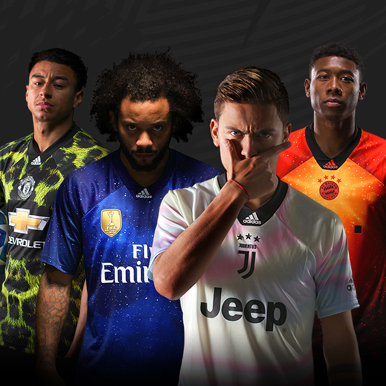 on sale 9a076 1b846 EA SPORTS x adidas Limited Edition Jerseys – Official Site