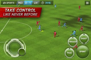 EA SPORTS FIFA brings a new way to play on Mobile