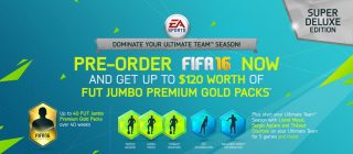 fifa 16 super deluxe edition pc product key