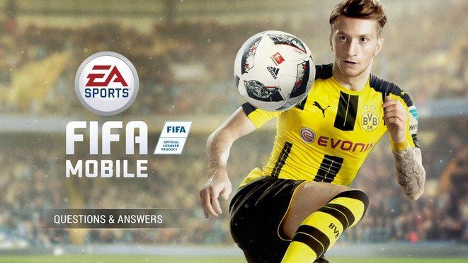 FIFA Mobile Q&A