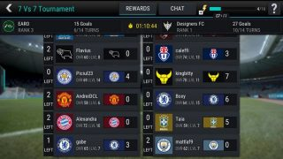 FIFA Mobile - Leagues - Join a Team, Conquer the World