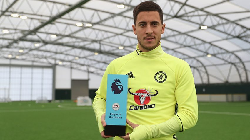 Ea Player Of The Month