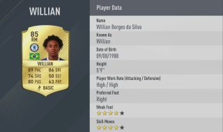 FIFA 18 Player Ratings Career Mode Hidden Gems - EA SPORTS Official Site