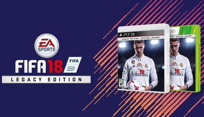 2ceaf21327b What is FIFA 18 Legacy Edition? - FAQ