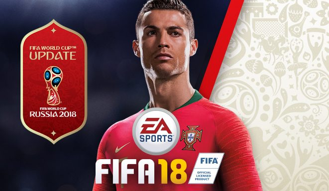 a6efdf1840d FIFA WORLD CUP 2018 RUSSIA HAS ARRIVED IN FIFA 18