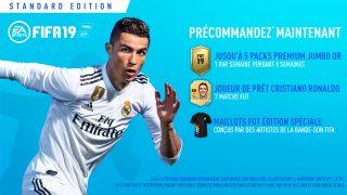 superior quality designer fashion well known Offres de précommande FIFA 19 - Éditions Ultimate, Champions ...
