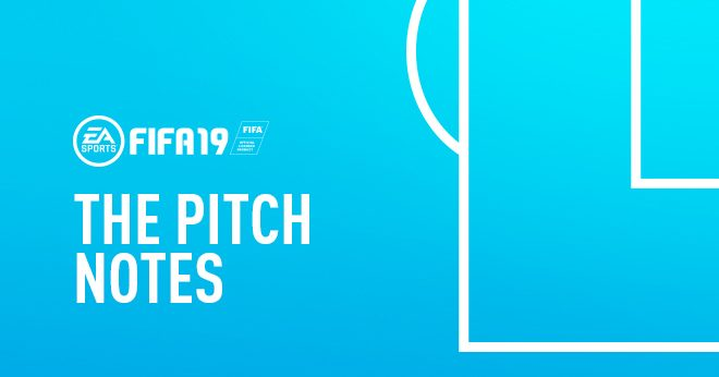 Pitch Notes: FIFA 19 Title Update #4