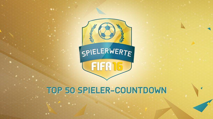 Fifa 16 Spielerwerte Top 50