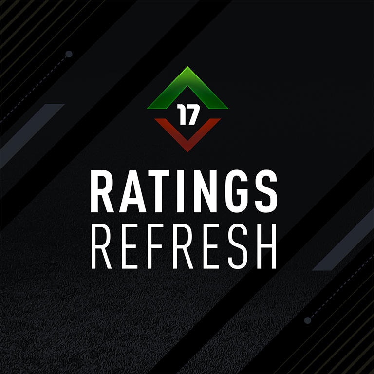 Rating Refresh Fifa 18