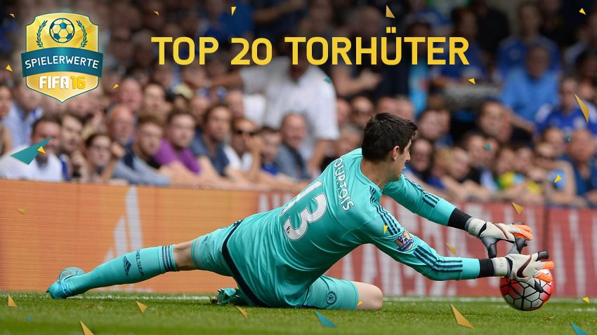 Fifa 16 Spielerwerte Top 20 Torhüter