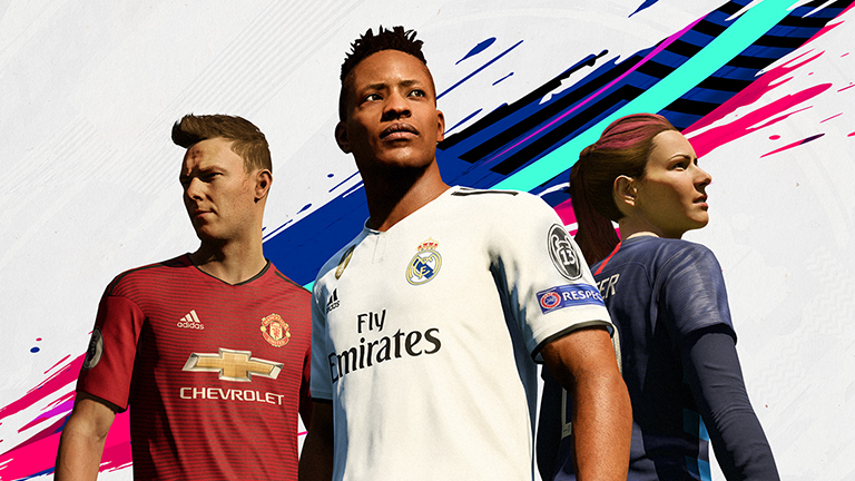 Fifa 19 Soccer Video Game Ea Sports Official Site