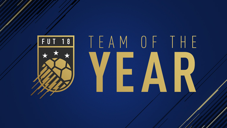 Team of the Year - FIFA 18 Ultimate Team - EA SPORTS
