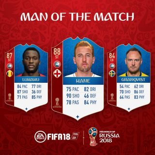 Fifa 18 World Cup Spieler Des Tages 1