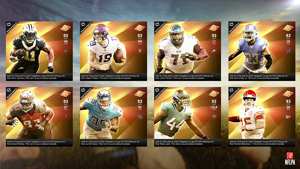 MUT Harvest - Madden NFL 19 - EA SPORTS Official Site