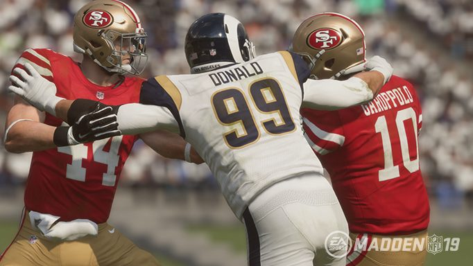 Madden NFL 19 Player Ratings: Top 5 Defensive Ends