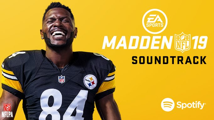 Lock In With The Madden NFL 19 Soundtrack
