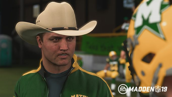The Story Continues with Longshot in Madden NFL 19