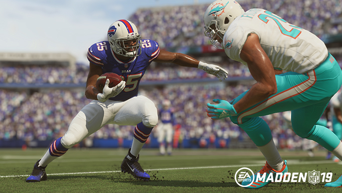 PSA: Madden NFL 21's Deluxe And MVP Editions Are Out Now