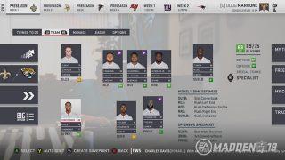 Madden NFL 19 Deep Dive: Franchise
