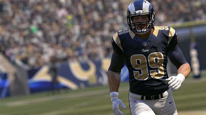 Madden 17 Player Portrait-Aaron Donald