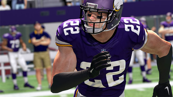 Madden 17 Player Portrait-Harrison Smith