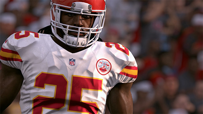 Madden 17 Player Portrait-Jamaal Charles