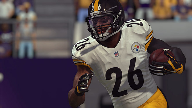 Madden 17 Player Portrait-Le'Veon Bell