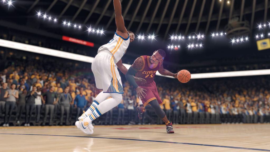 nba live 18 - live18 fundamentals lg - ¡Juega el modo Número Uno en NBA Live 18!