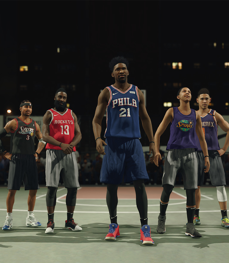 a6897a797 NBA LIVE 19 - Basketball Video Game - EA SPORTS