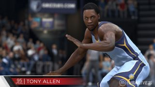 Top Stealers in NBA LIVE 15