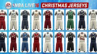 Christmas Jerseys Nba.New Nba Live 16 Content Update