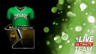official photos 6d466 7d9d3 NBA Live Ultimate Team St. Patrick's Day Promo